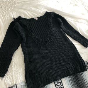Xhilaration Sweaters - Black sweater